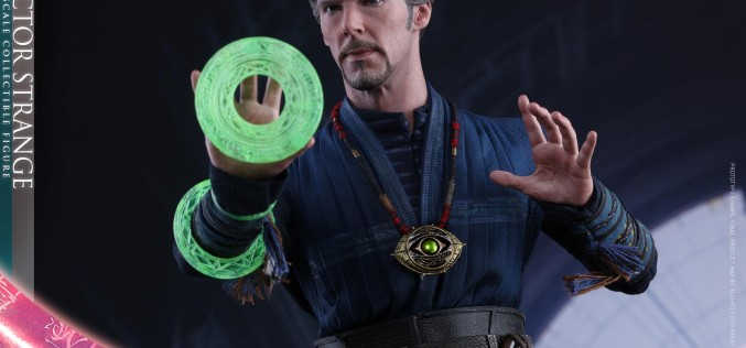 Hot Toys Dr. Strange Sixth Scale Figure New Images