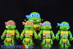 Jada Toys Teenage Mutant Ninja Turtles Metals Die-Cast Figures Review