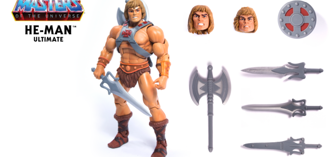 Super 7: Masters Of The Universe Classics Ultimate Figures