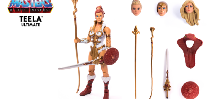 Super 7: Masters Of The Universe Classics Ultimate Figures Pre-Sale & Pricing