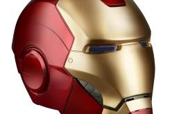 Hasbro Marvel Legends Electronic Iron Man Helmet & Captain America Shield $72.50 On Amazon