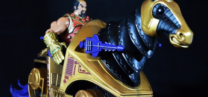 Mattel: Masters Of The Universe Classics Night Stalker Review