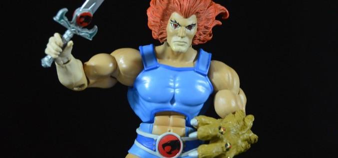 Mattel: ThunderCats Classics Lion-O Figure Review