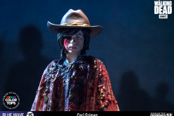 McFarlane Toys The Walking Dead TV Series 7″ Carl Grimes Production Images