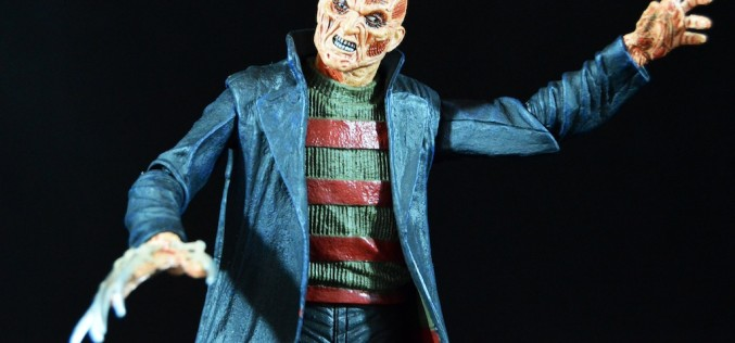A Nightmare On Elm Street: Wes Craven's New Nightmare 7″ Freddy Figure Review