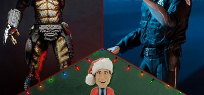 NECA Toys Ultimate T-1000, City Hunter Predator & Christmas Vacation On Amazon & eBay Storefront