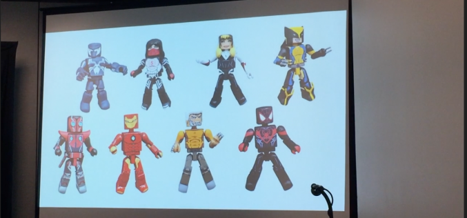 NYCC 2016 – Diamond Select Toys Panel Video Coverage