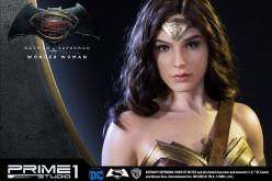 Prime 1 Studio Batman Vs Superman: Dawn Of Justice Wonder Woman Statue