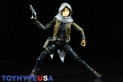 SDCC 2016 Exclusive Hasbro Star Wars TBS 6″ Rogue One Jyn Erso Figure Review