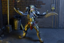 NECA Toys Scarface Predator Ultimate Figure New Details & Images