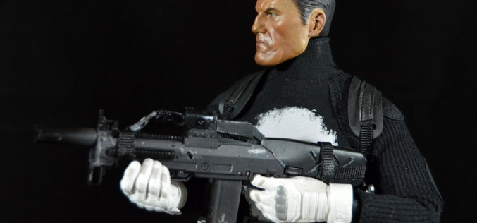 Sideshow Collectibles The Punisher Sixth Scale Figure Review