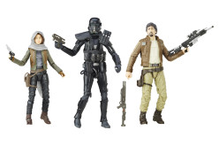 Target Exclusive Star Wars Rogue One Black Series 6″ Figure 3 Pack High-Res Image
