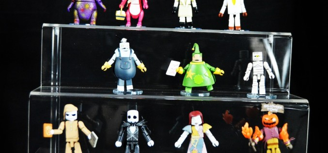 The Nightmare Before Christmas Minimates Series 3 Review