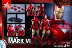 Hot Toys Iron Man Mk IV & Mk VI Sixth Scale Figure Pre-Orders