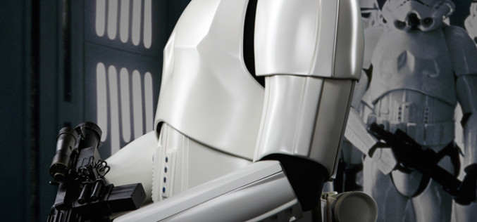 Sideshow Star Wars Stormtrooper Life-Size Figure Pre-Orders
