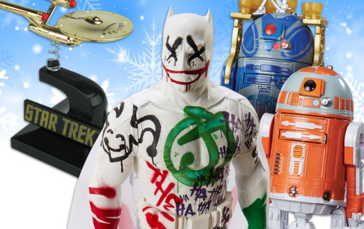 Entertainment Earth Launches Top 12 Gifts Sale