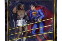 NECA Toys Superman Vs. Muhammad Ali Figure 2 Pack On Official Amazon Storefront