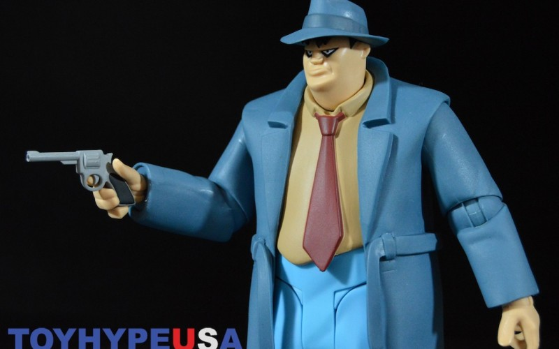 DC Collectibles Batman: The Animated Series Harvey Bullock Figure Review