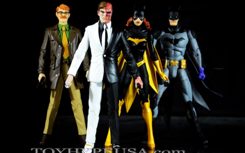 DC Collectibles Greg Capullo Designer Series Two-Face Review