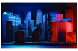 NECA Toys Godzilla Cityscape Diorama Backdrops – 12 Days Of Downloads