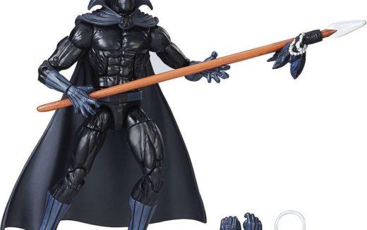 Wal-Mart Exclusive Marvel Legends Black Panther 6″ Figure Back In-Stock