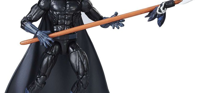 Wal-Mart Exclusive Marvel Legends Black Panther 6″ Figure In-Stock Online