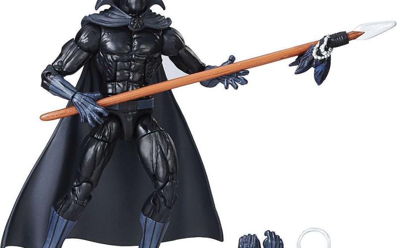 Wal-Mart Exclusive Marvel Legends Black Panther 6″ Figure In-Stock Online