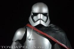 Hasbro Star Wars The Black Series 6″ Captain Phasma Review