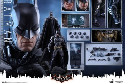 Hot Toys Batman: Arkham Knight Sixth Scale Figure Pre-Order
