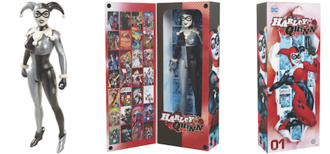 Amazon Reopens Pre-Orders Of JAKKS Pacific The DC Originals Tribute Series Harley Quinn 18″ Figure