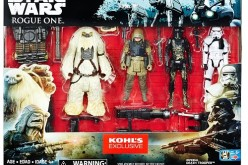 Kohls Exclusive Star Wars Force Awakens & Rogue One 4 Packs Now $29.99