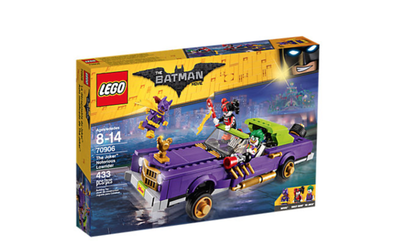 LEGO Batman Movie Sets On Sale At Amazon For Up To 15% Off
