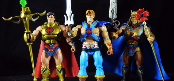 Masters Of The Universe Classics He-Ro II Review