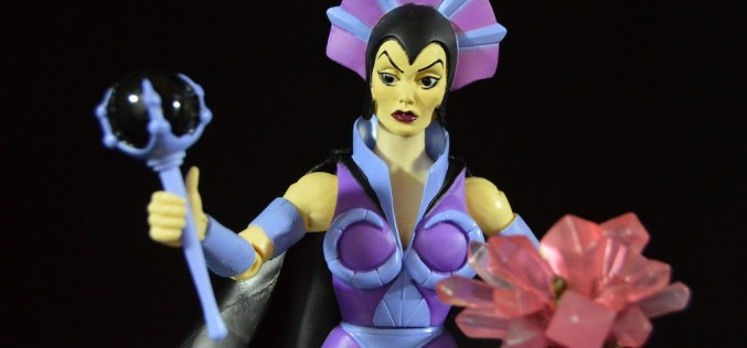 Mattel: Masters Of The Universe Classics Filmation Evil Lyn Review