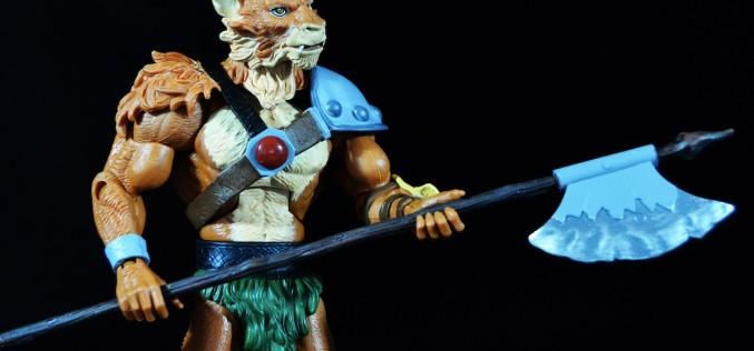 Mattel: ThunderCats Classics Jackalman Figure Review