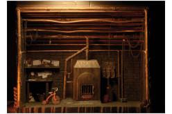 NECA Toys A Nightmare On Elm Street Diorama Backdrops – 12 Days Of Downloads
