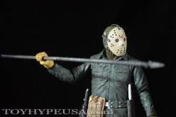 NECA Friday The 13th Part VI Ultimate Jason Voorhees Review