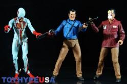 NECA Toys Ash Vs Evil Dead Series 1 Figures Review
