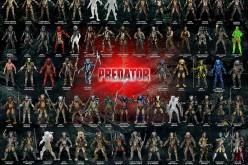 NECA Toys Predator Action Figure Visual Guide – 12 Days Of Downloads