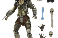 NECA Toys Ultimate Jungle Hunter Predator 7″ Figure Official Details & Images