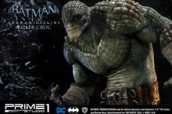 Prime 1 Studio Arkham Origins Killer Croc Statue