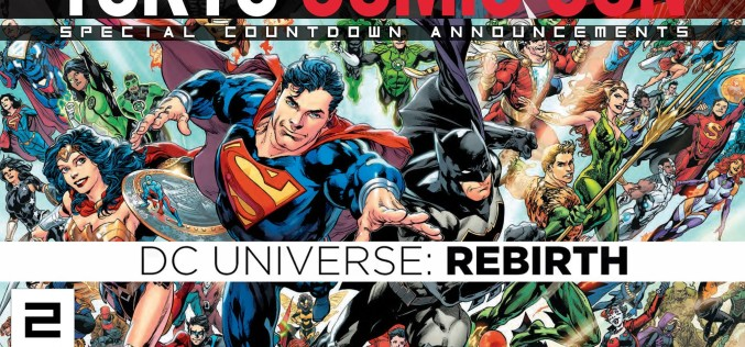 Prime 1 Studio Announces New DC Universe Rebirth Statue Line