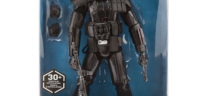 Disney Store Exclusive Rogue One: A Star Wars Story – New 10-11″ Premium Figures