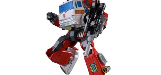 Takara-Tomy Transformers MP-37 Masterpiece Artfire