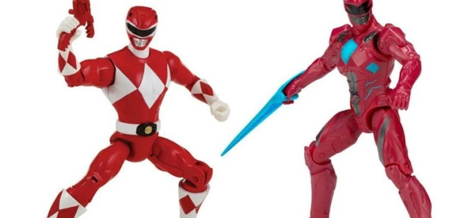 Bandai Power Rangers More New 5″ Figures Revealed