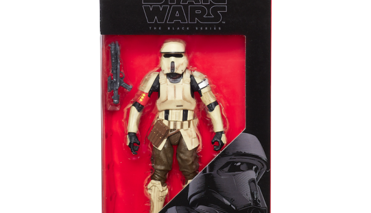 Wal-Mart Exclusive Star Wars: Rogue One Figures Available Online Right Now