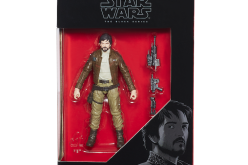 Wal-Mart Exclusive 3.75″ Black Series Rogue One Captain Cassian Andor Figure In Stock