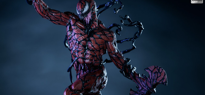 Sideshow's Marvel Comics Carnage Premium Format Figure Pre-Orders