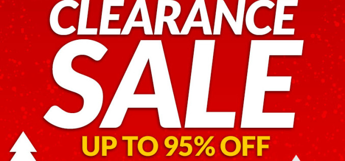 Entertainment Earth: Year-End Clearance Sale Continues & Hot Selling Items