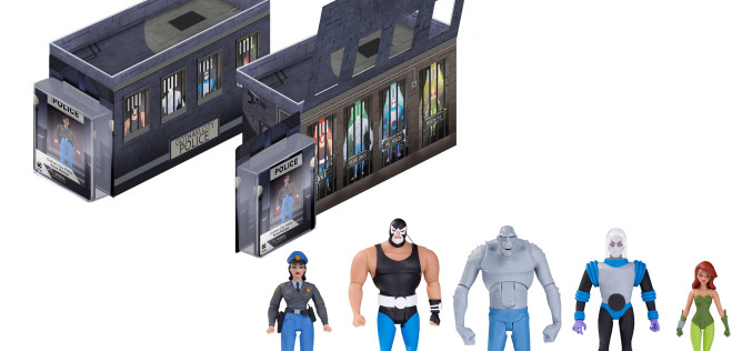 DC Collectibles Batman: The Animated Series 5 Pack & More